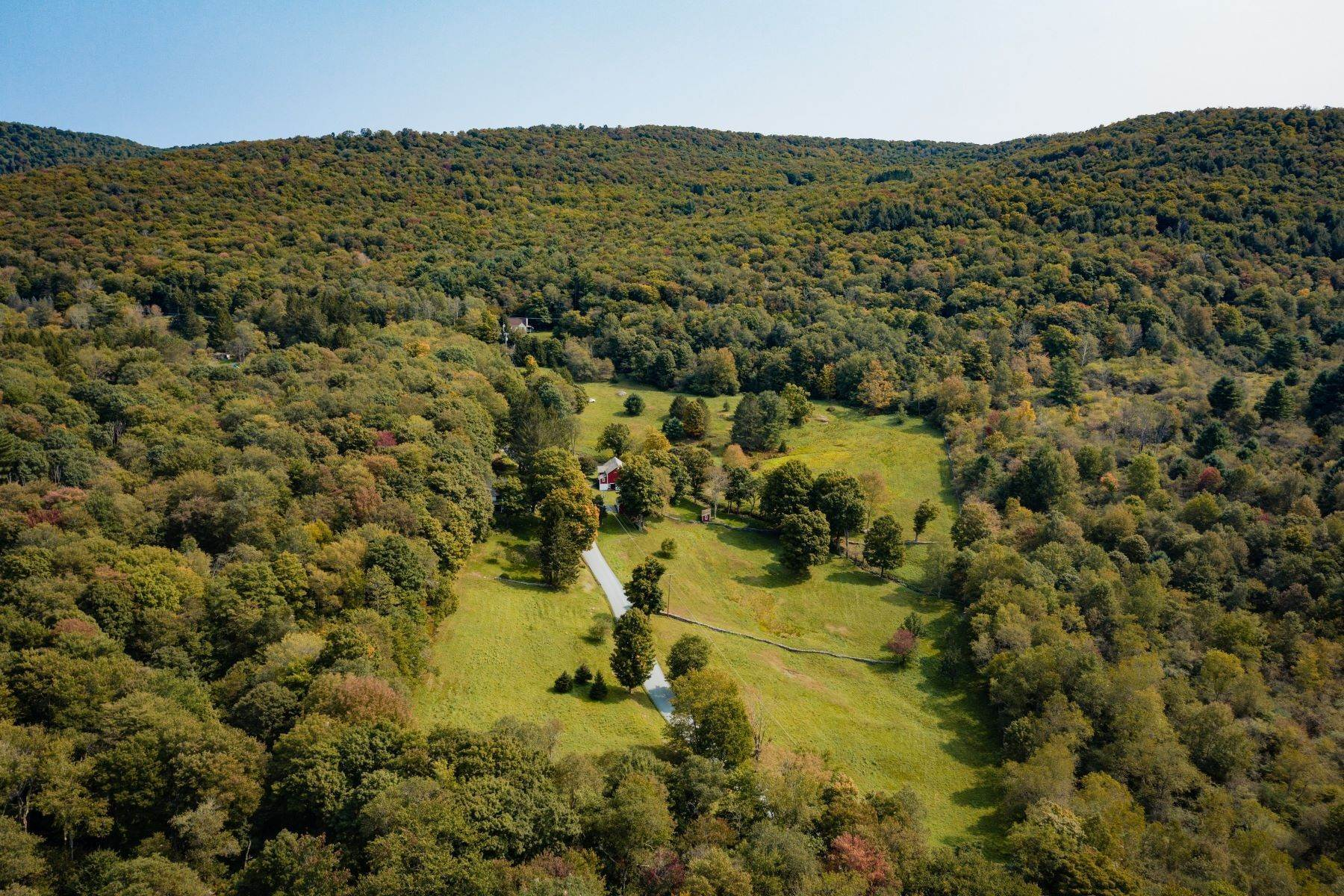 44. Single Family Homes for Sale at Beaverkill Valley Farm 34 Campsite Road Livingston Manor, New York 12758 United States