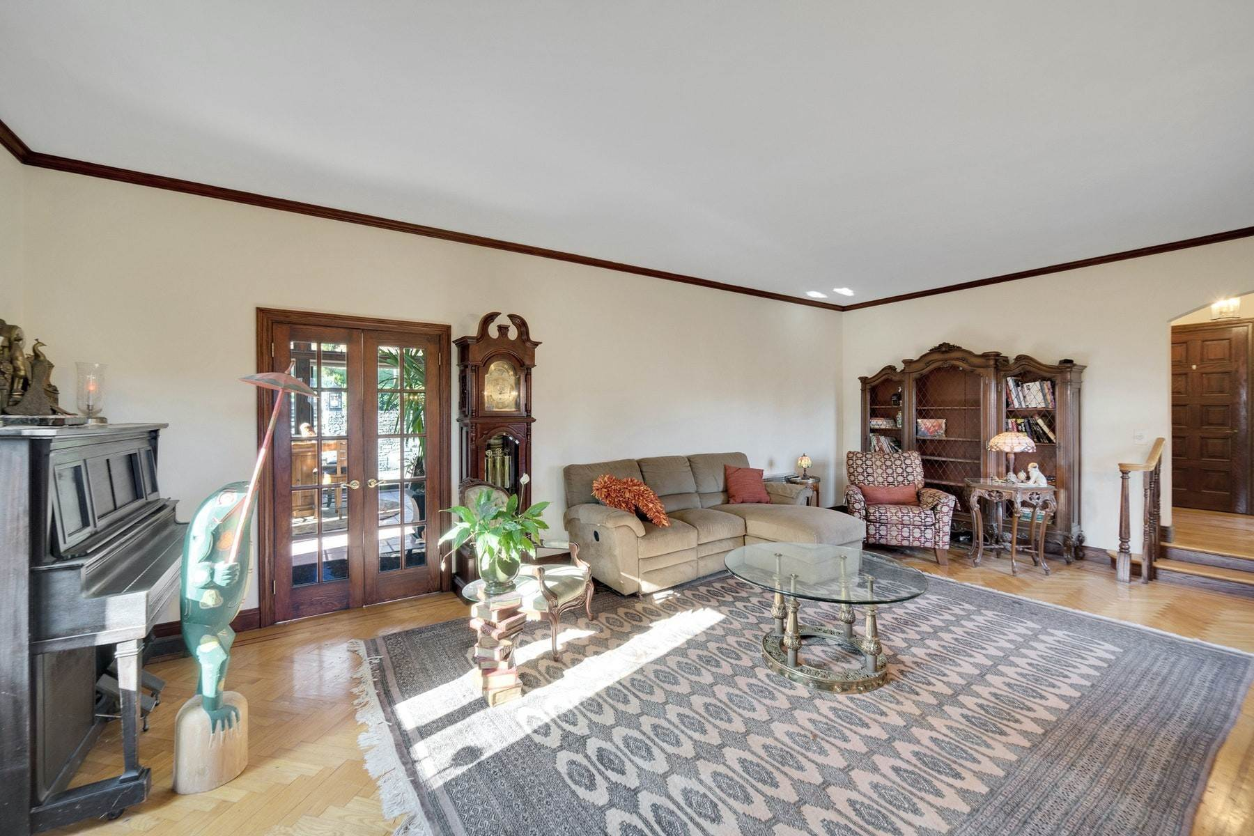 6. Single Family Homes for Sale at Village Brick Tudor 17 Wisner Terrace Goshen, New York 10924 United States