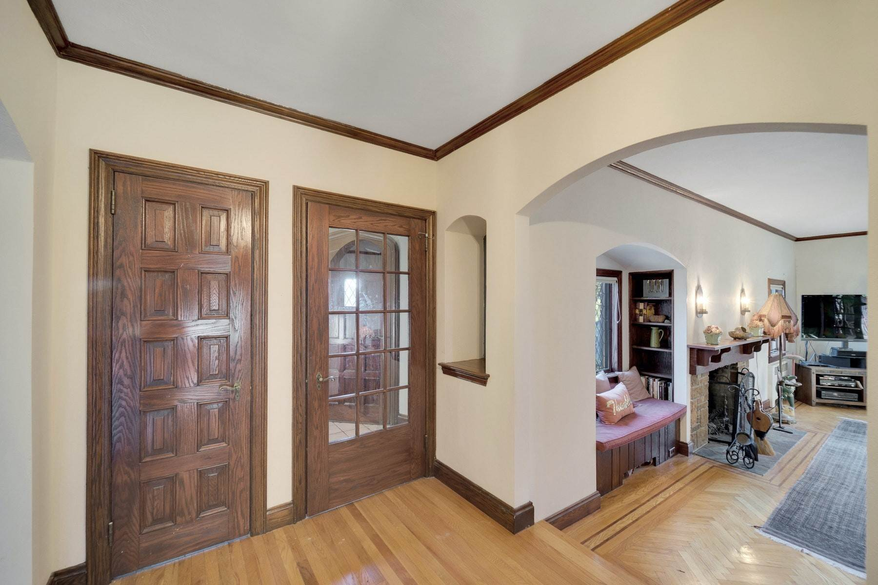 7. Single Family Homes for Sale at Village Brick Tudor 17 Wisner Terrace Goshen, New York 10924 United States