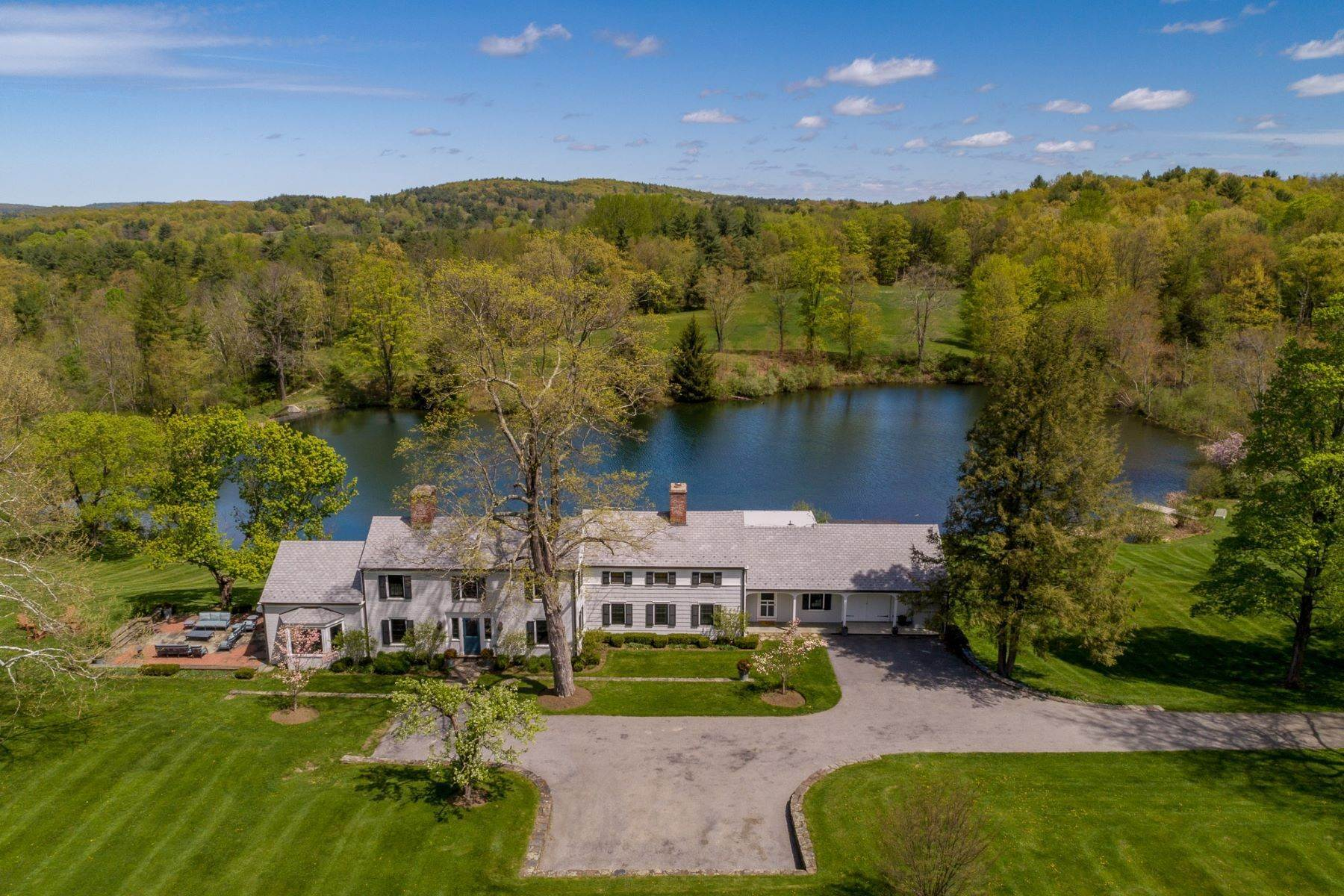 Single Family Homes for Sale at Arcadia Fields 749 Stanford Road Millbrook, New York 12545 United States