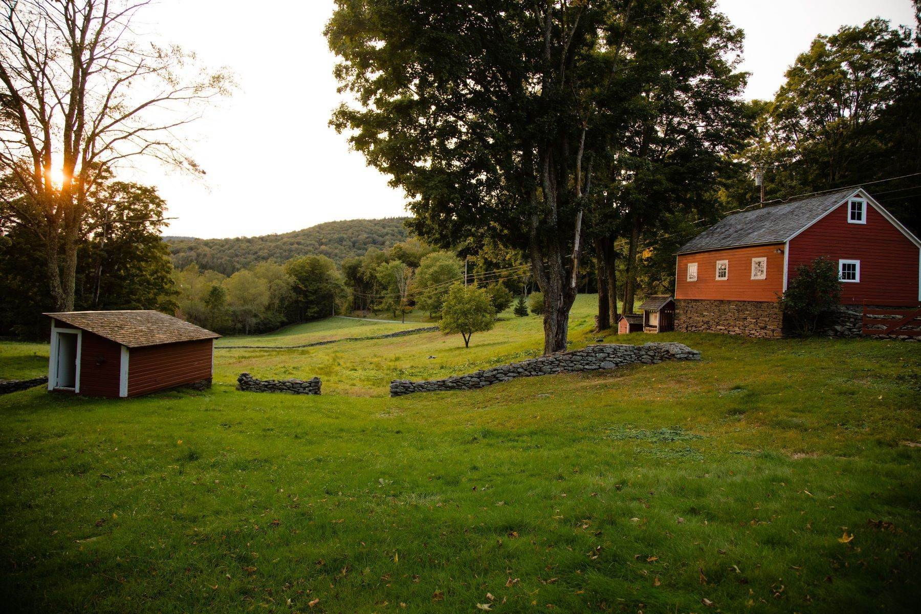 41. Single Family Homes for Sale at Beaverkill Valley Farm 34 Campsite Road Livingston Manor, New York 12758 United States