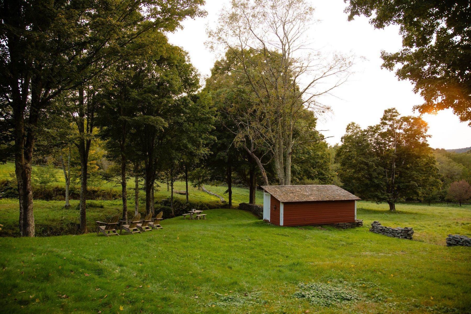 43. Single Family Homes for Sale at Beaverkill Valley Farm 34 Campsite Road Livingston Manor, New York 12758 United States