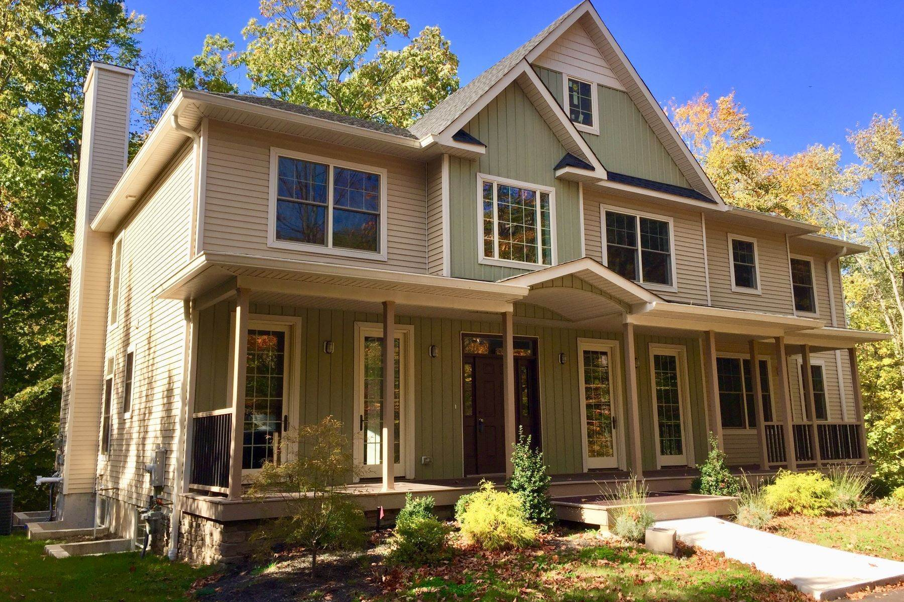 Single Family Homes for Sale at Custom Built Colonial 226 S. Greenbush Road Orangeburg, New York 10962 United States