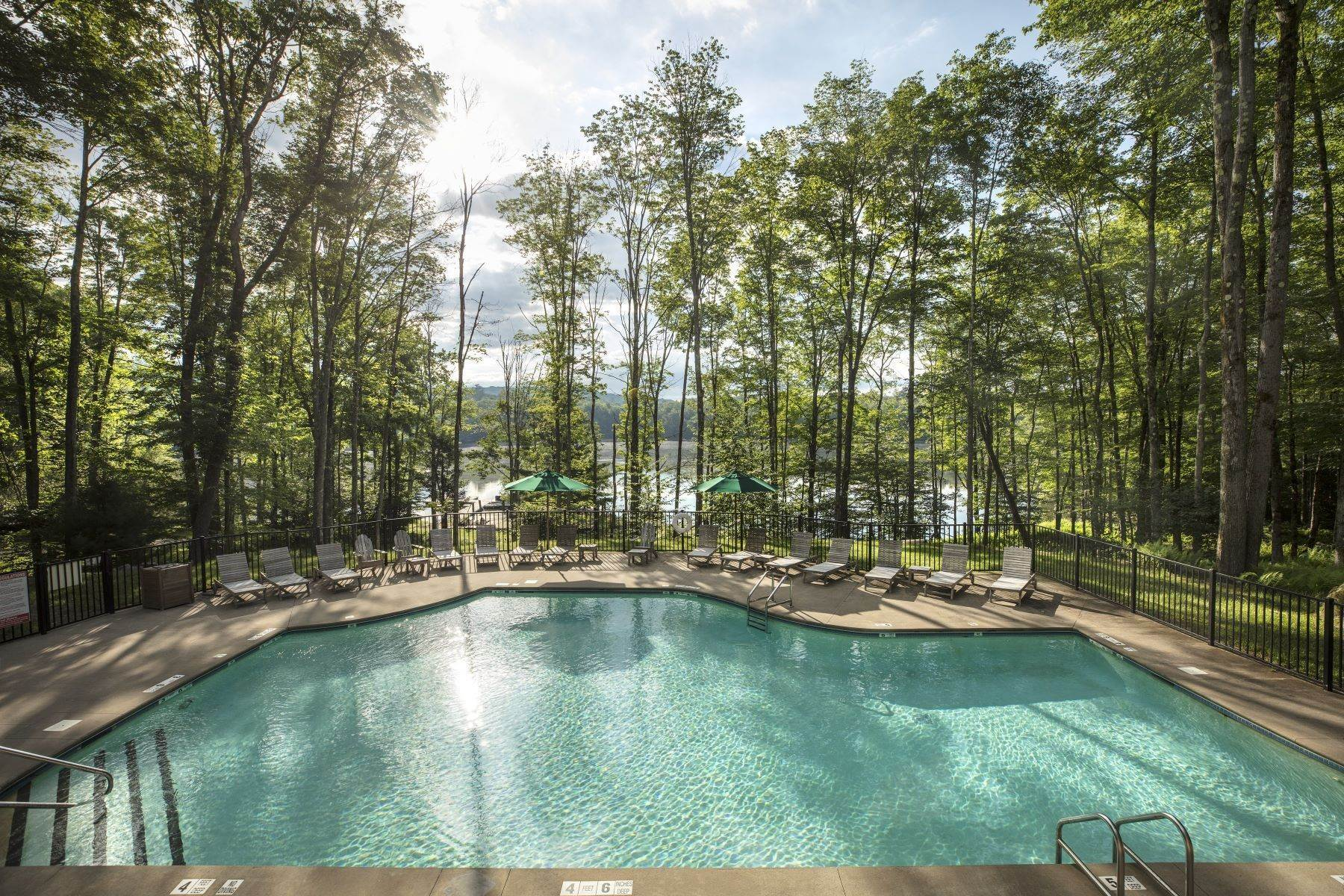 47. Single Family Homes for Sale at Eagle's Nest at the Chapin Estate 201 Sunset Point White Lake, New York 12786 United States