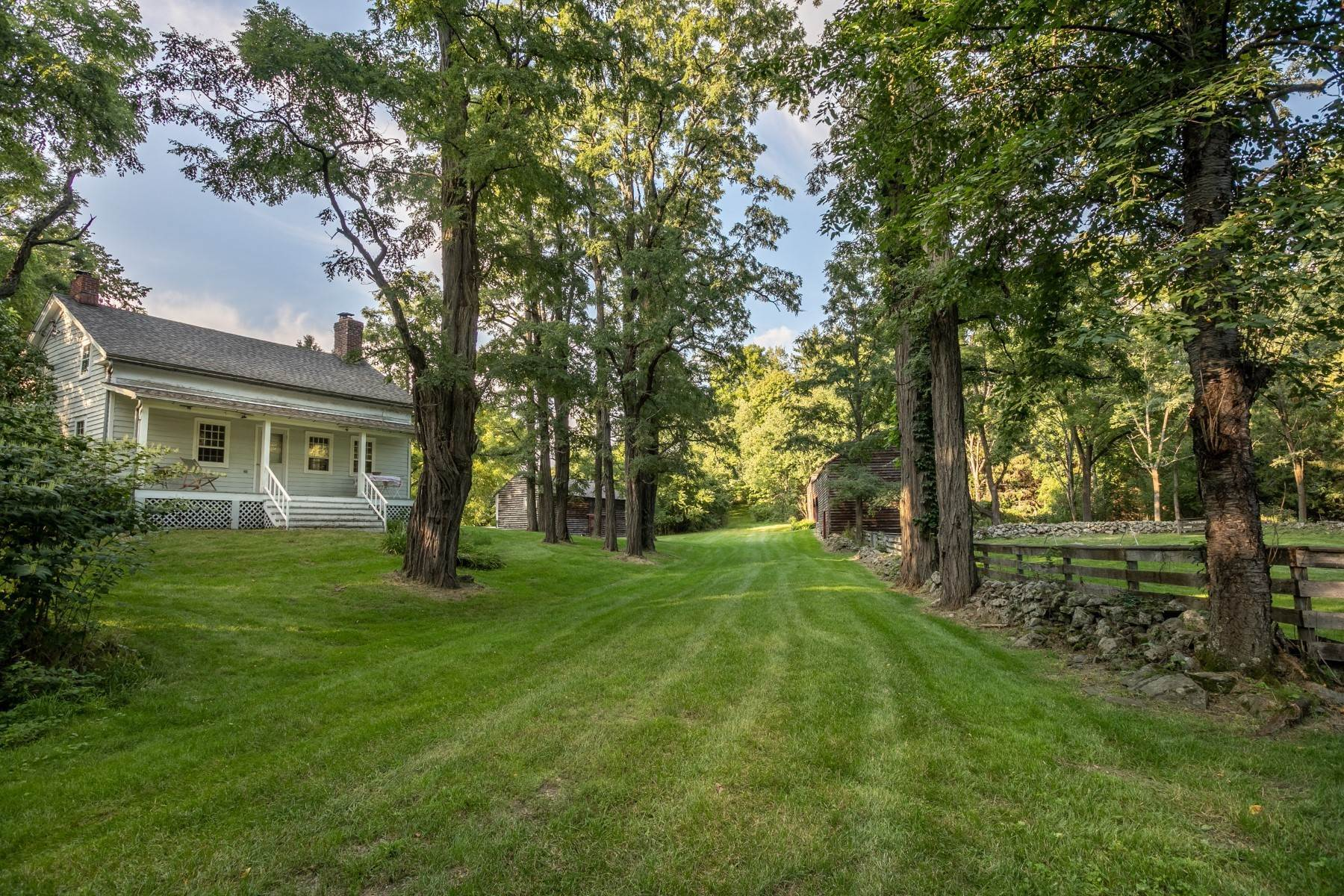Single Family Homes for Sale at Quaker Farmstead 1180 County Route 13 Old Chatham, New York 12136 United States