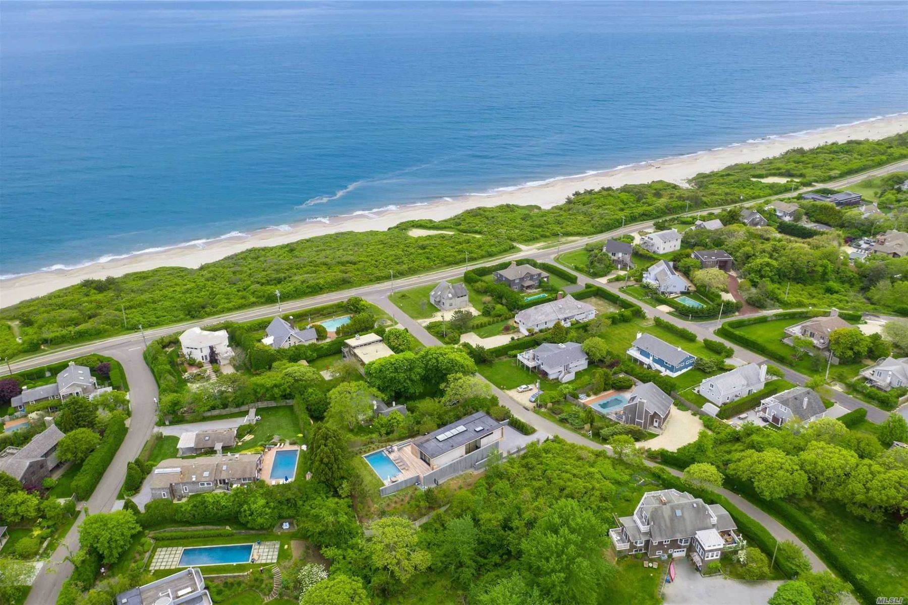 Land for Sale at Montauk 24 Coolidge Road Montauk, New York 11954 United States