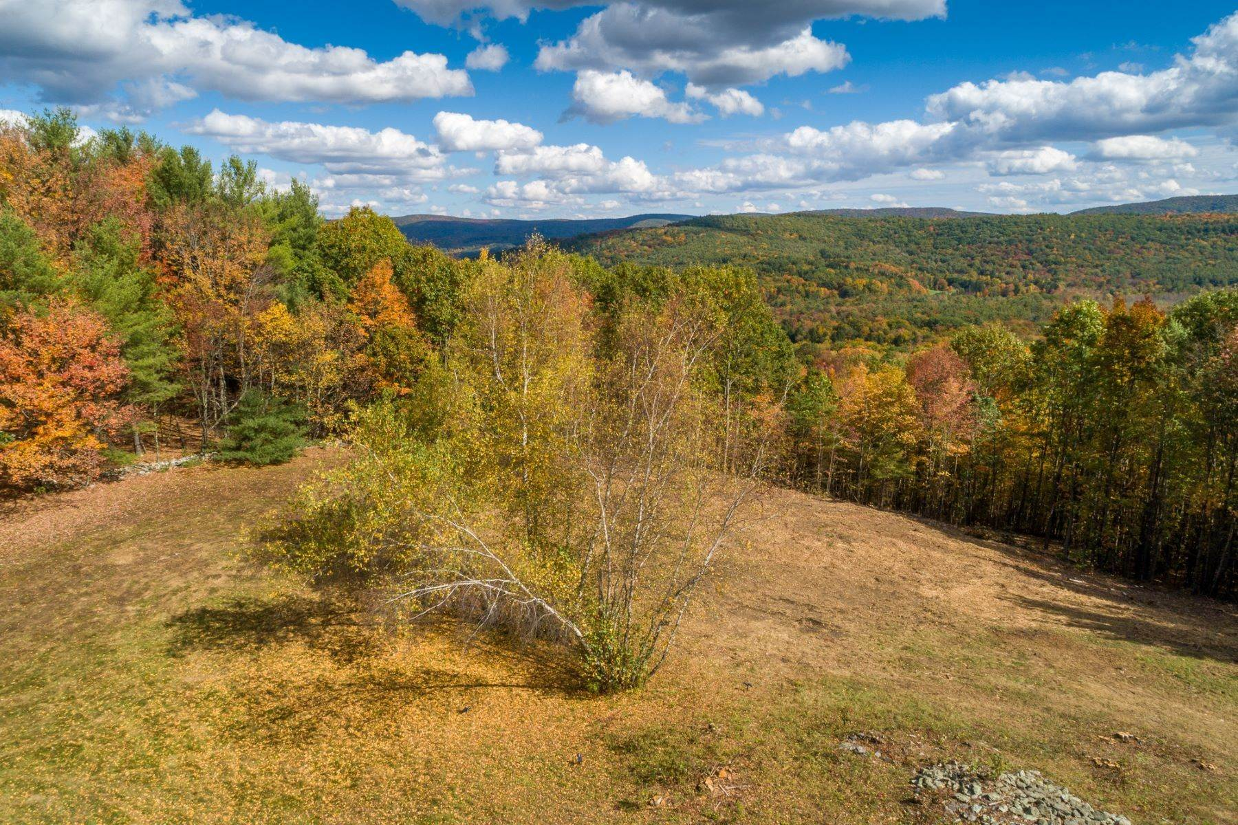 Land for Sale at Vacant Land With Views Over the Rolling Berkshire Hills Deer Ridge Road East Chatham, New York 12060 United States