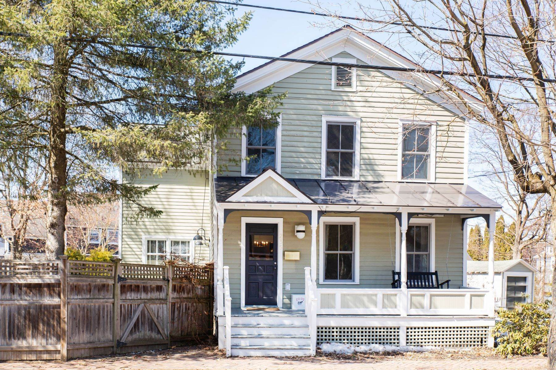 Single Family Homes for Sale at Two Story Home Minutes to Downtown Saratoga Springs 235 Nelson Avenue Saratoga Springs, New York 12866 United States