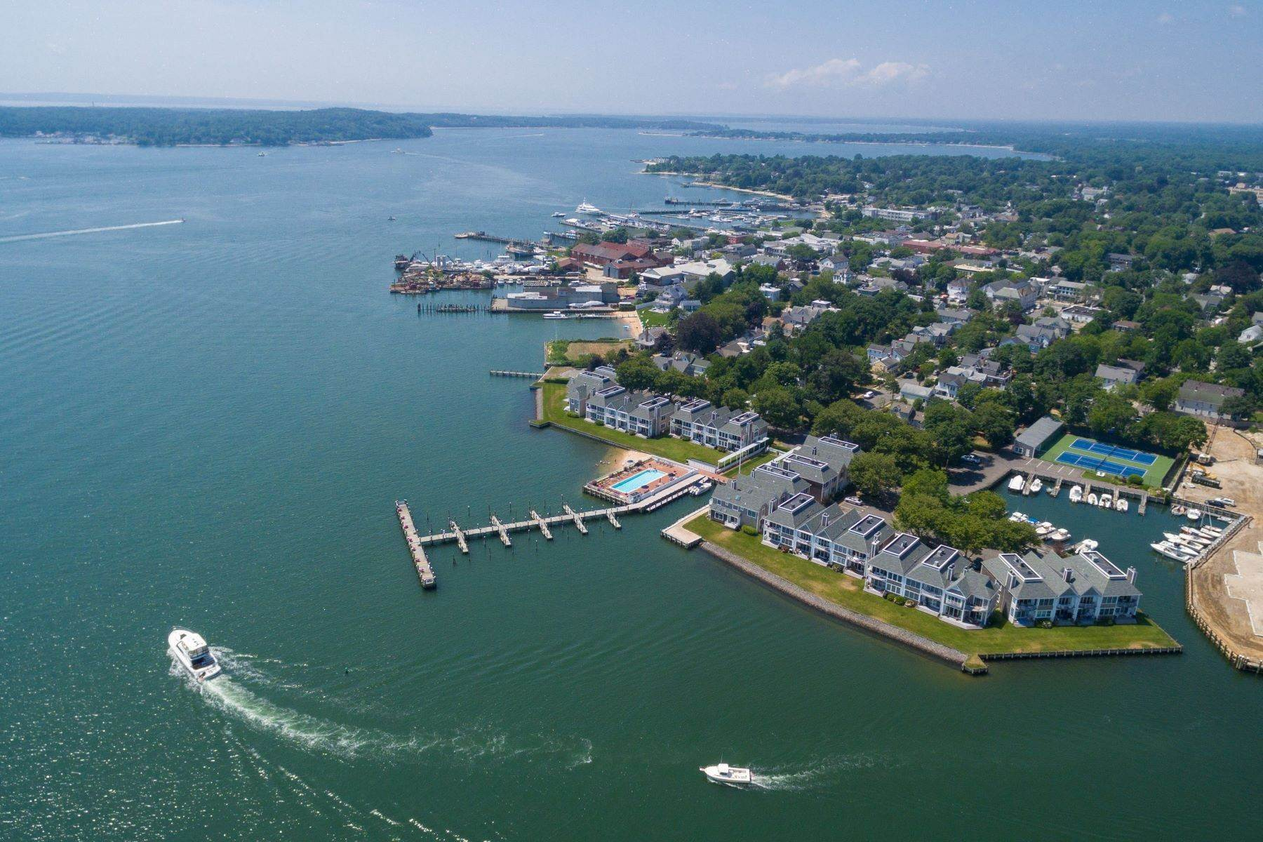 Condominiums for Sale at 20 Stirling Cove, Greenport, Ny, 11944 20 Stirling Cove, Unit# 20 Greenport, New York 11944 United States