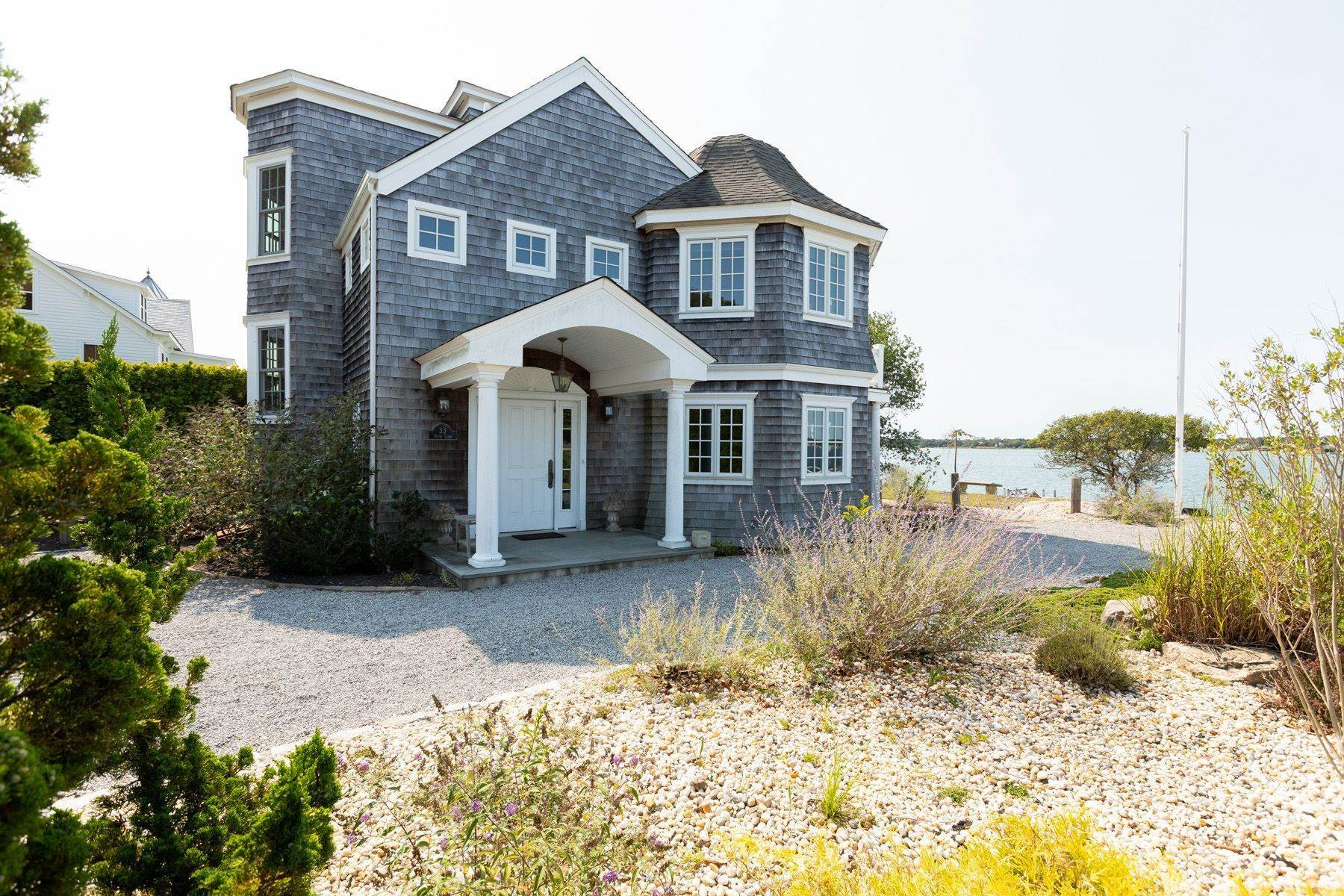 Single Family Homes for Sale at 33 Mineola Court, Hampton Bays, Ny, 11946 33 Mineola Court Hampton Bays, New York 11946 United States