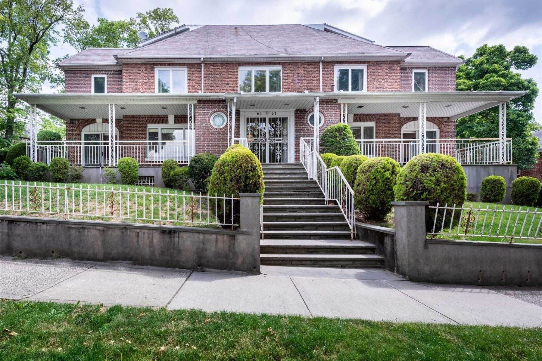 Single Family Homes for Sale at 83-07 Abingdon Rd, Kew Gardens, Ny, 11415 83-07 Abingdon Road Kew Gardens, New York 11415 United States