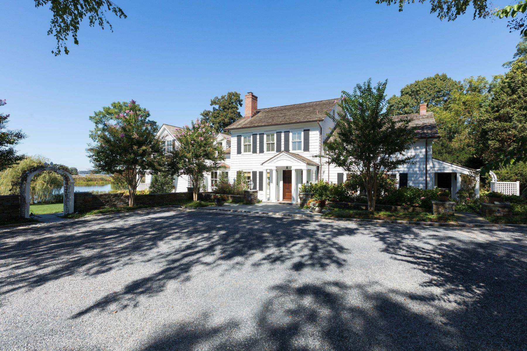 Single Family Homes for Sale at Vineyard Road, Huntington Bay, NY 11743 Vineyard Road Huntington Bay, New York 11743 United States