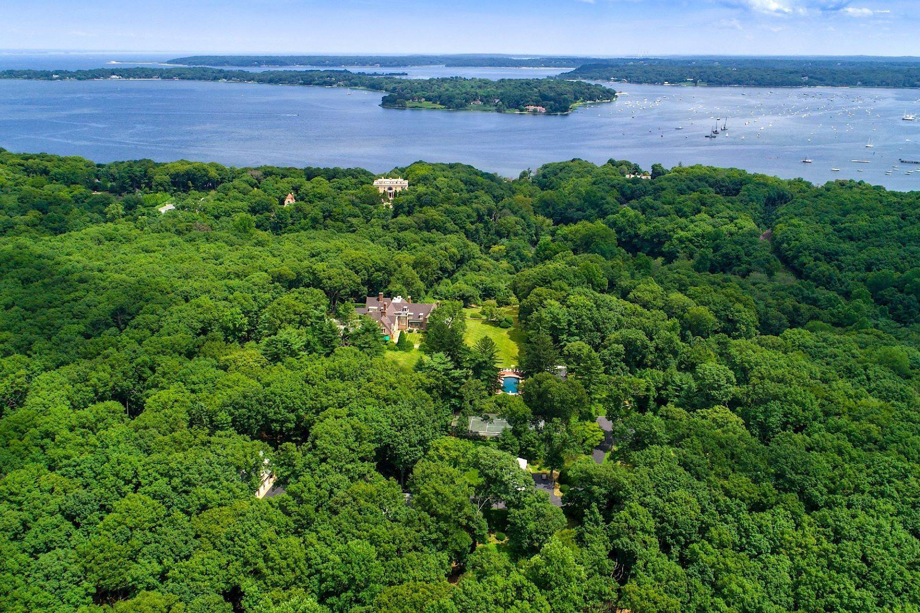 Single Family Homes for Sale at Mill Neck Laurel Hill Mill Neck, New York 11765 United States