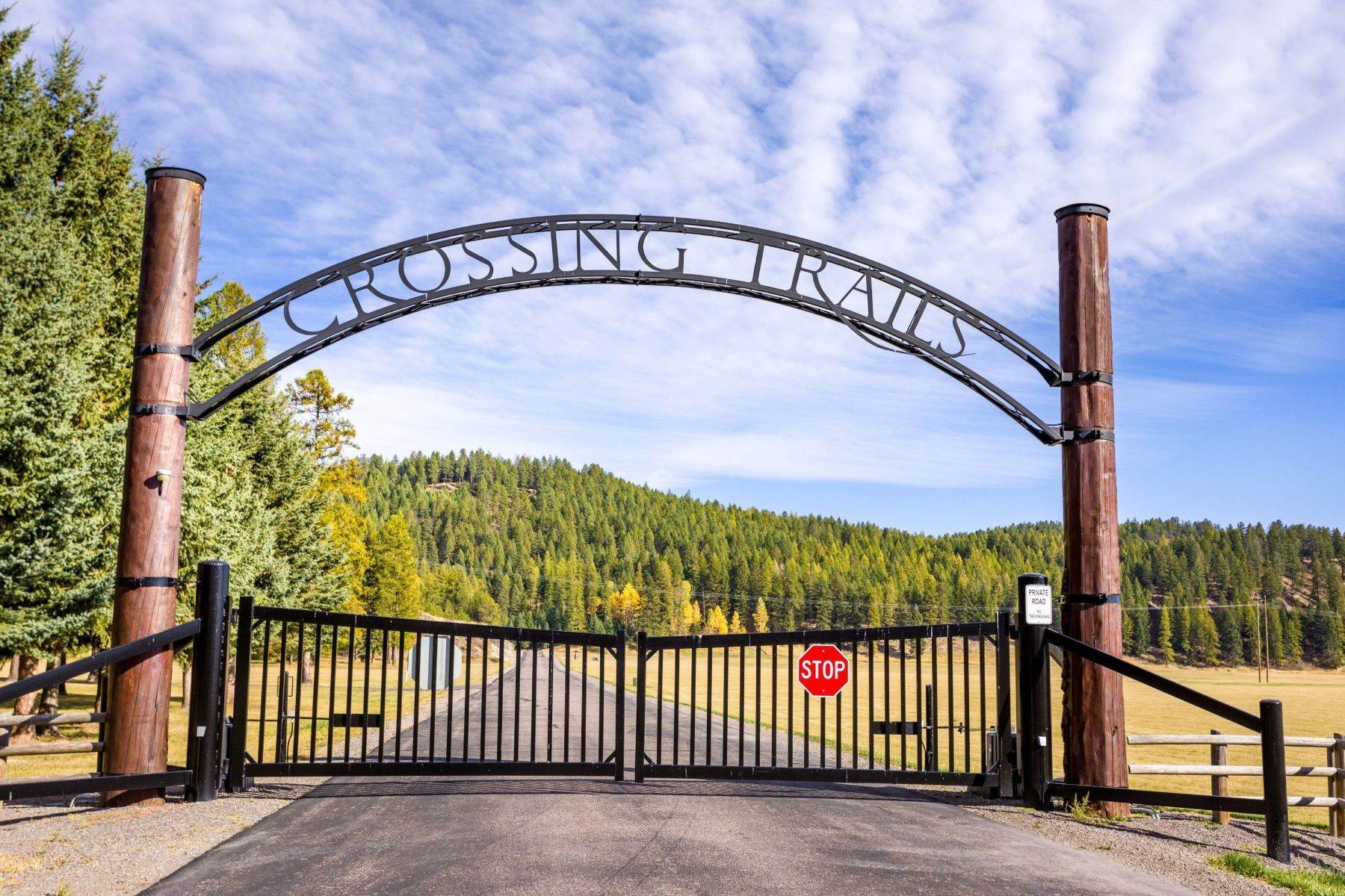 Land for Sale at Northwest Montana Forest, Meadows and Ponds 295 Garland Lane Whitefish, Montana 59937 United States