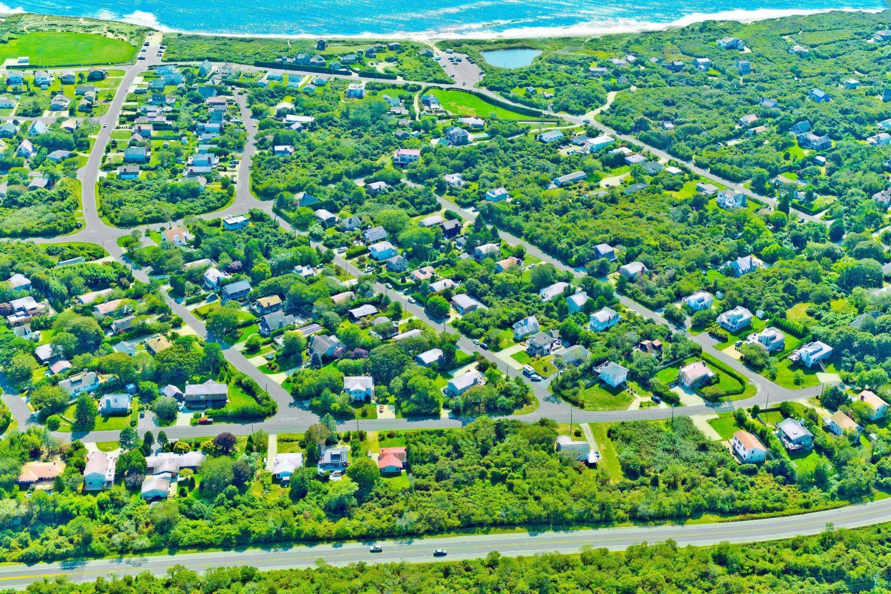 Land for Sale at Vacant Land In Ditch Plains 33 Benson Drive Montauk, New York 11954 United States