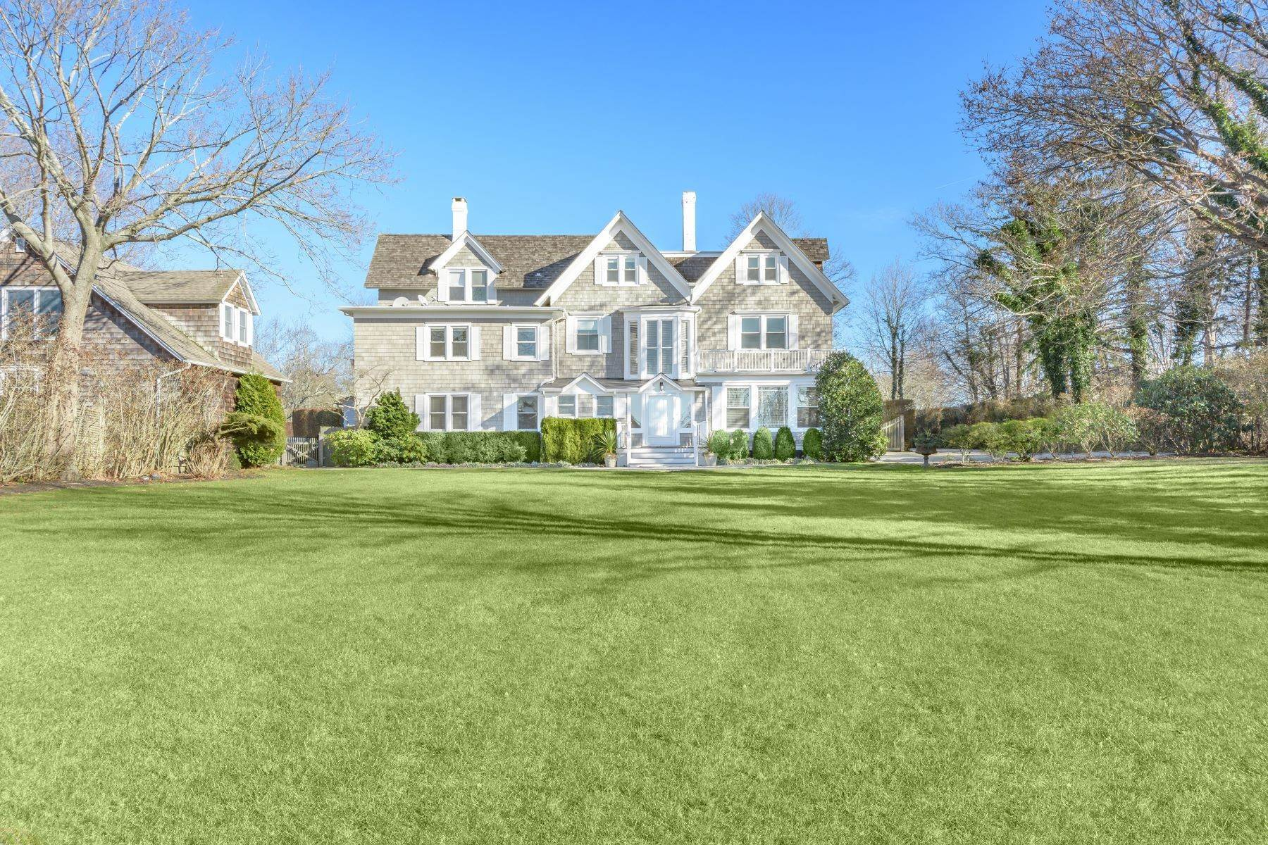 Single Family Homes for Sale at The Gables, Southampton 267 South Main Street Southampton, New York 11968 United States