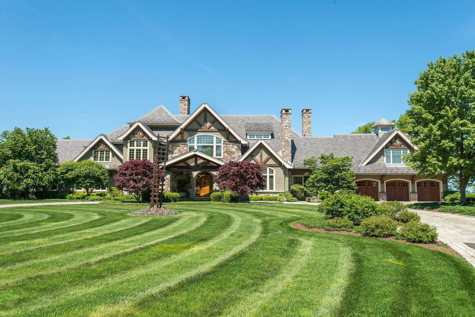 Vineyard Real Estate for Sale at 7-11 Old Stagecoach Road & 40 Neds Lane Ridgefield, Connecticut 06877 United States
