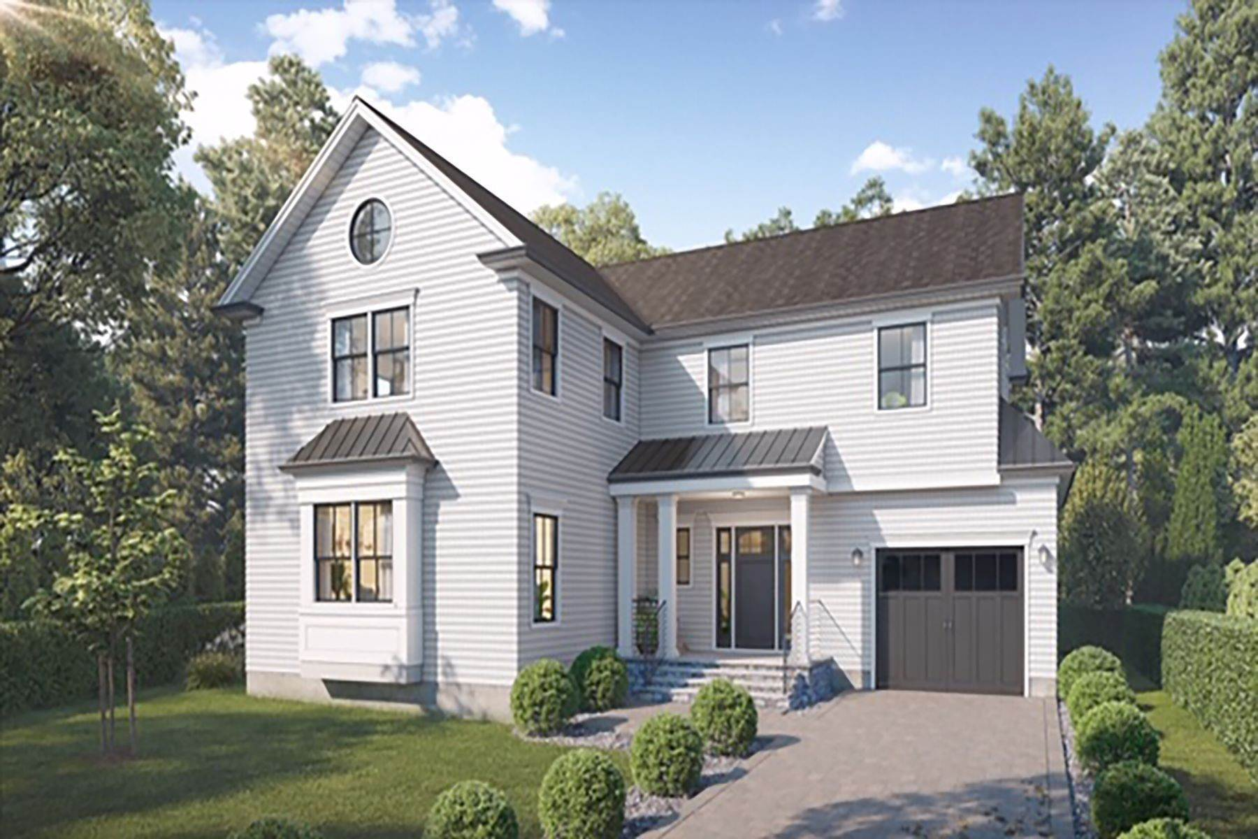 Single Family Homes for Sale at New Construction in Shore Acres 561 Shore Acres Drive Mamaroneck, New York 10543 United States