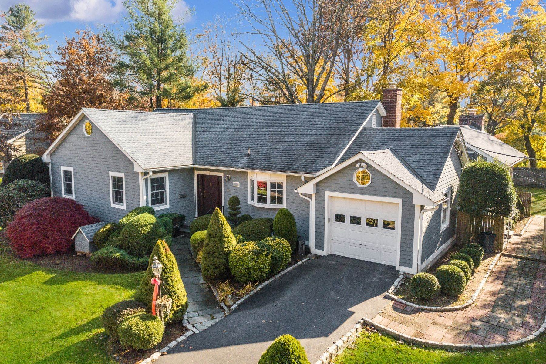 Single Family Homes for Sale at 65 Windingwood Road S Rye Brook, New York 10573 United States