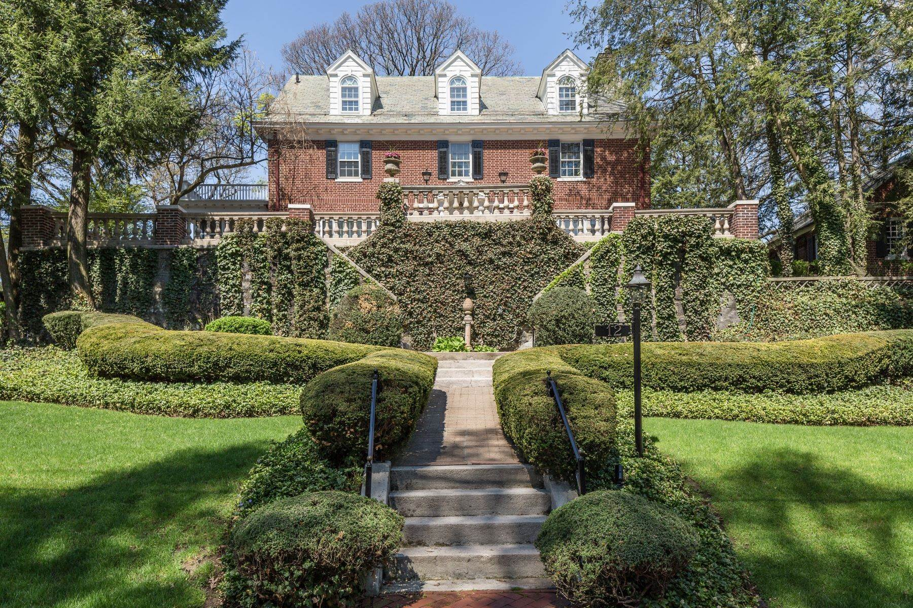Single Family Homes for Sale at Welcome To 12 Plateau Circle East 12 Plateau Circle E Bronxville, New York 10708 United States